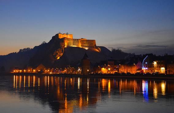 Charlemont, citadelle de Givet