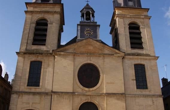 Eglise Saint Charles, ancien temple protestant