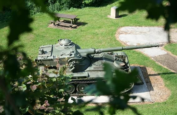 Circuit Historique de la Bataille de Stonne