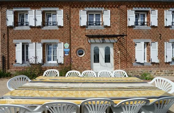 Gîte des Frontières, en Thiérache Ardennaise - La Neuville-aux-Joûtes - Ardennes