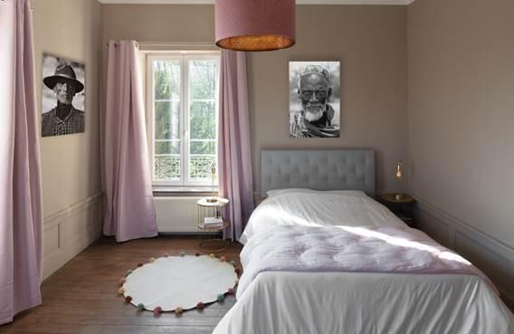 Gîte d'exception la Villa Rose - Floing - Ardennes