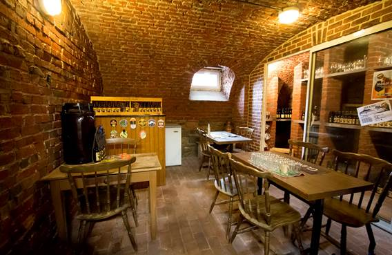 Micro-brasserie Haybes