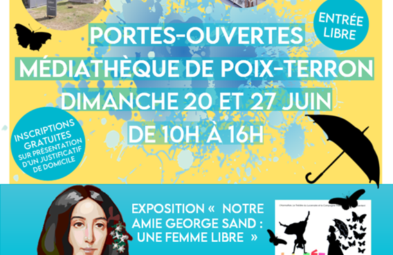 Exposition Georges Sand