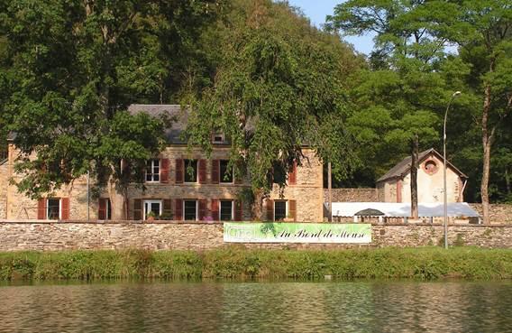 Gîte au bord de Meuse