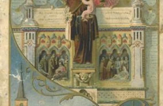 Pèlerinage au sanctuaire de St Antoine des Hauts-Buttés