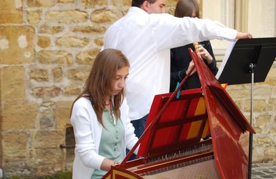 Visite Charleville Baroque