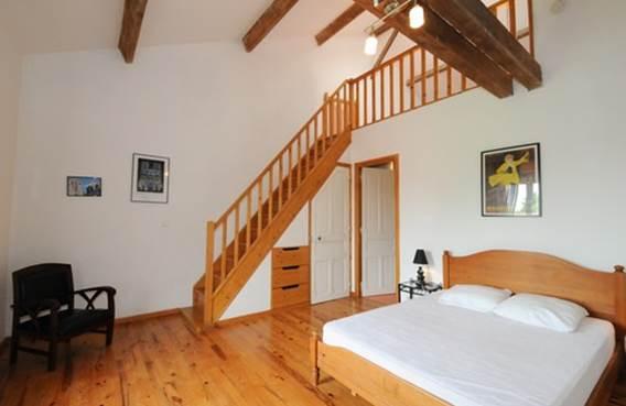 Chez henriette - Chambre