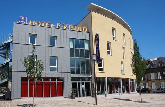 hotel kyriad charleville