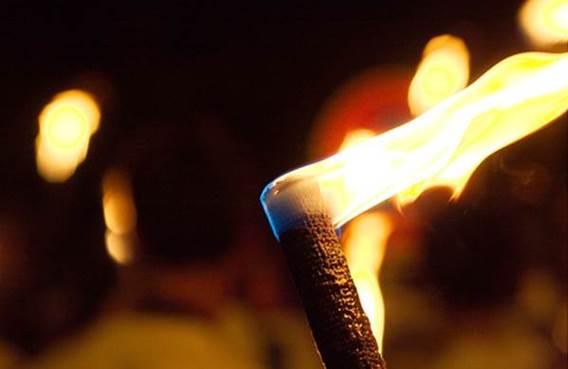 visite aux flambeaux