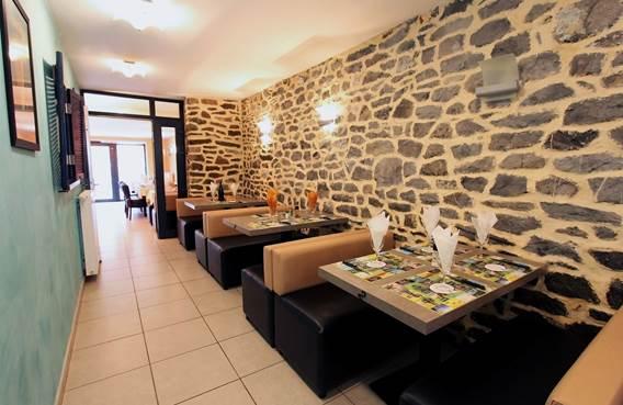 Côté restaurant, un cadre agréable pour se restaurer !