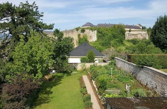Gite - Le Château Fort (2ème étage)