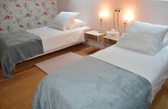 Mostarlic b&b - flamingo room