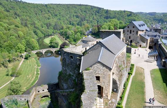 Ardenn All Access - Randonnée des 2 châteaux