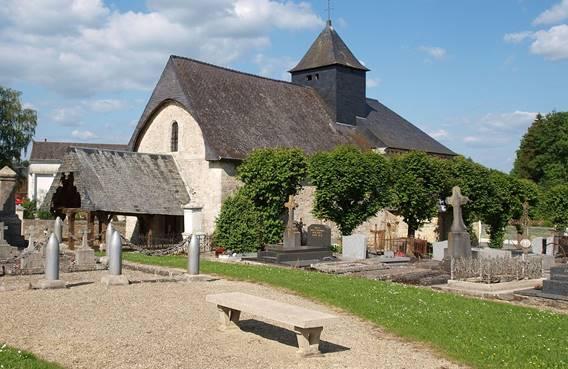 Visite de village - Saulces-Monclin