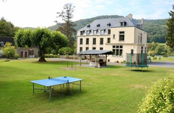 Extérieur Domaine Château Le Risdoux