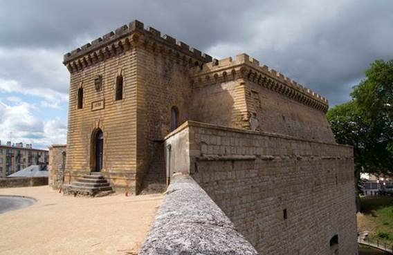 Visite guidée de Mézières et de la Tour du Roy