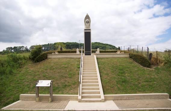 Monument Américain de Wadelincourt