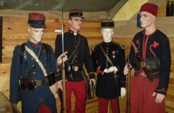 Musée des deux Guerres Mondiales