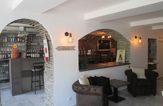 Auberge en Ardenne : Bar