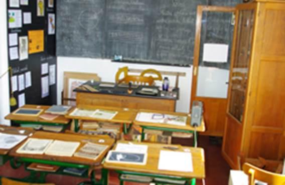Musée de l'école de Montgon