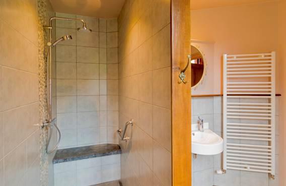 Salle de bain - Chambres d'hôtes Château Le Risdoux