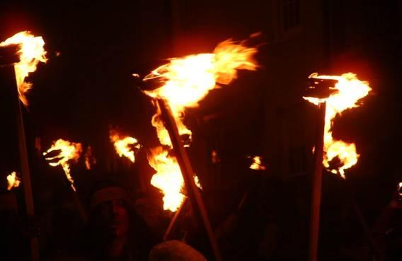 Retraite aux flambeaux