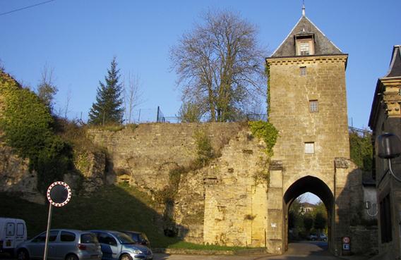 Circuit des fortifications de Mouzon