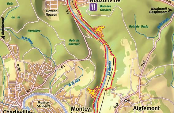 Voie verte Charleville Montcy Nouzonville 2015