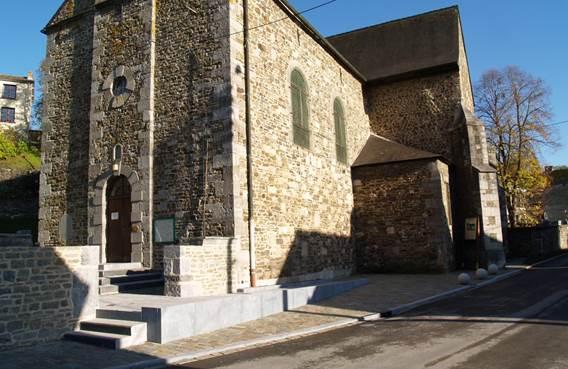Collégiale St-Ermel