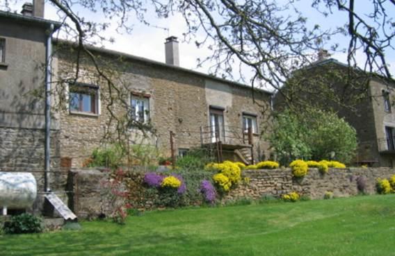 Maison de vacances à la campagne avec jardin , près de l'abbaye d'Orval - Signy-Montlibert - Ardennes