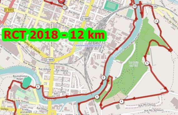 Rimbaud City Trail