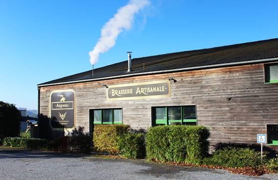 la Brasserie Ardwen