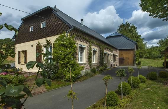 Le Cottage Abel - Votre gîte de groupe dans les Ardennes - Rubigny - Ardennes