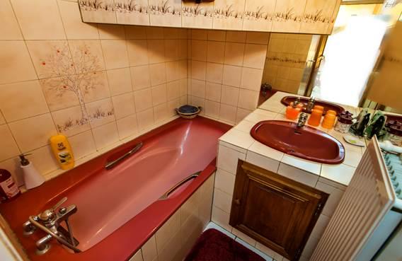 suite coté cour salle de bain