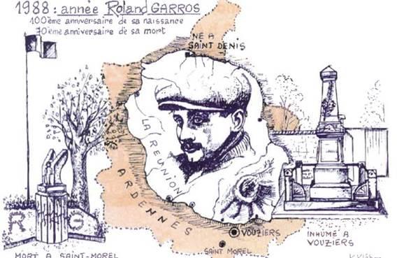 Roland Garros par K.Kleber