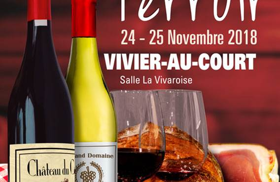 2ème Salon Vins et Terroir