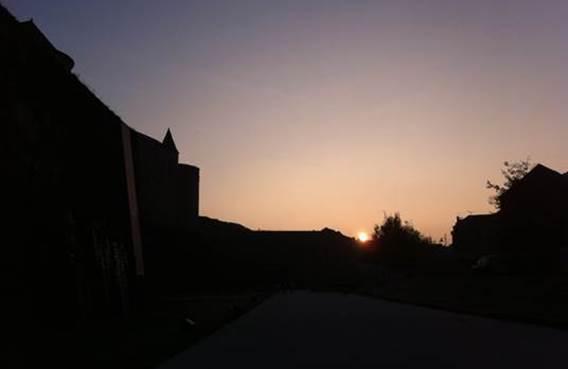 Visites Nocturnes du Château Fort aux Flambeaux