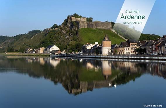 Val d'Ardenne tourisme : l'office de tourisme de la région de Givet
