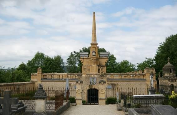 Nécropole et Ossuaire de Bazeilles