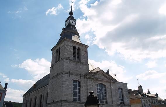 Eglise Saint-Hilaire (Givet)