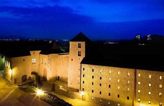 Visite Guidée du Château Fort aux Flambeaux