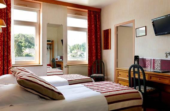 Hôtel le Val Saint-Hilaire-Givet-Ardenne-France