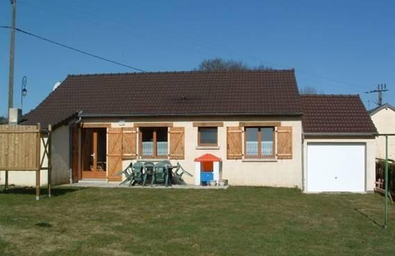 Maison indépendante près de Rocroy et du lac des vieilles forges, garage, jardin  - Bourg-Fidèle - Ardennes