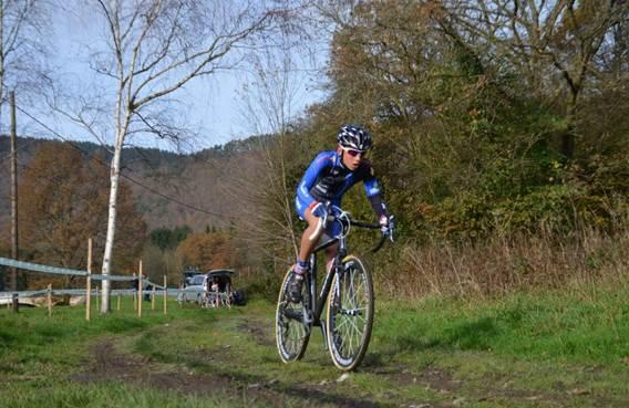 Cyclo cross de Nohan