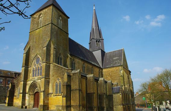 Eglise de Grandpré