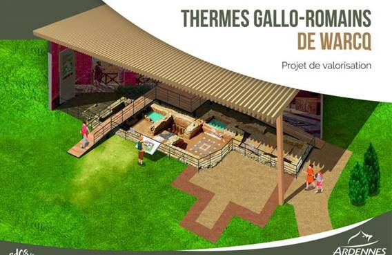 Thermes Gallo-Romains de Warcq