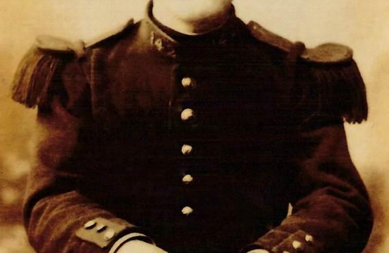 Vrigne Meuse - Soldat Trebuchon