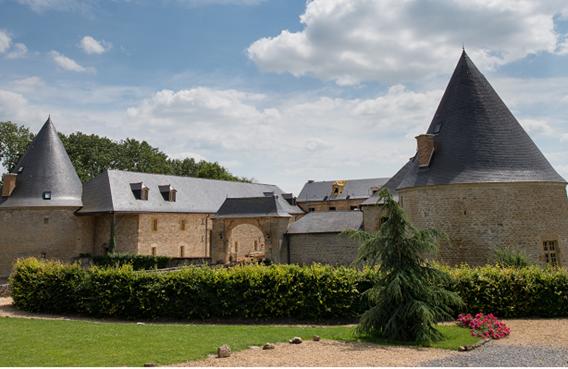Chateau de Charbogne 2018