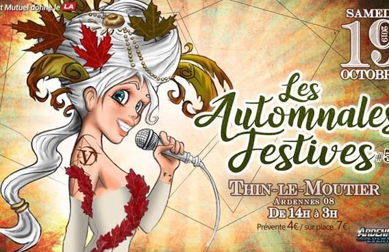 Les Automnales Festives - Edition 5