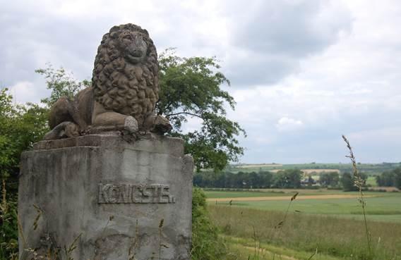 Lion de Sugny